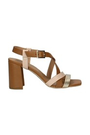 E012563D Sandals with heel