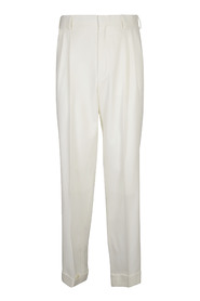 RIO PLEATED TROUSERS