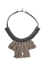 Giorgia Necklace with Tassels