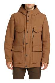 Timeless coat with hood 2068