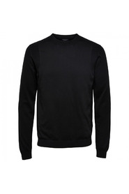 Niko Crew Neck Knit Selected