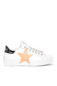 Martini sneaker with star