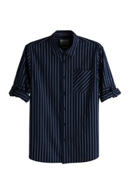 Striped Shirt Roll-up