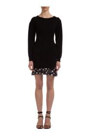 short mini dress long sleeve
