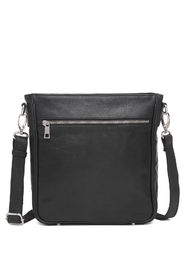 Ludvig Black Catania Crossbody