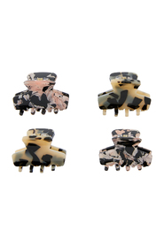 Tort Bulldogs A L Hair Accessories