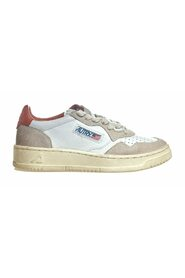 01 LOW WOM LEAT CRACK sneakers