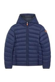 Marineblå jakke - Gutt - J30650B-GIGA13 - 10