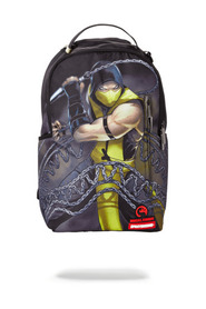 BACKPACK Mortal Kombat SCORPION