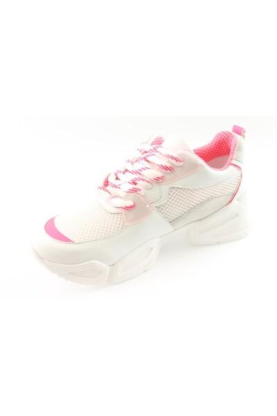 Tosca Blu White Sneaker Klarinet Sneakers - Wit bW8p1xd