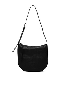 Petra model textured leather bag