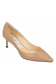 Romy pumps in smooth leather