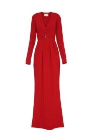 Suknia czerwona