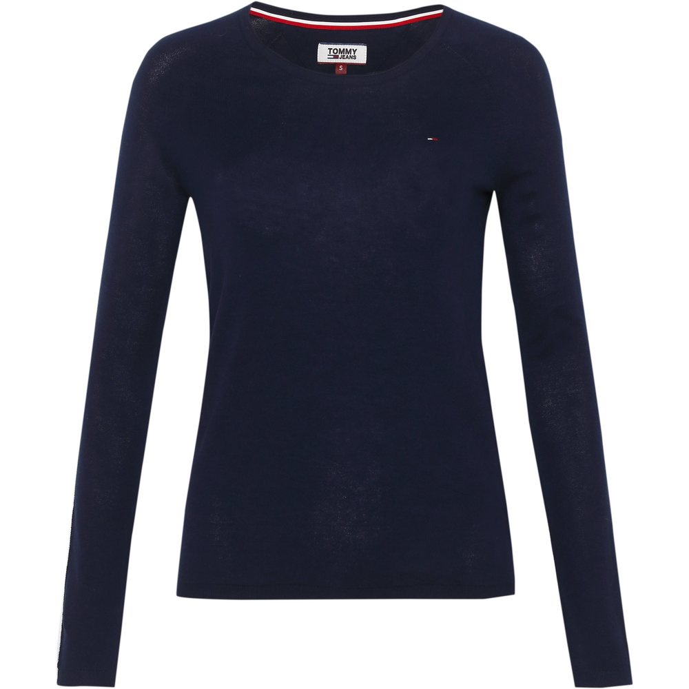 Tommy Jeans Tjw Contrast Piping Sweater