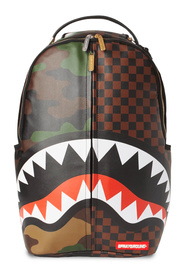 Jungle Paris Split Backpack