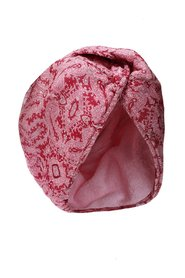 Patterned turban