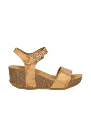 E334PE21 Sandalswith wedge