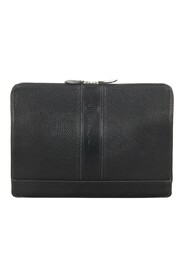 Pre-owned Leather Clutch Bag