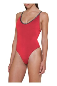 Swimsuit Branded Tape One Piece