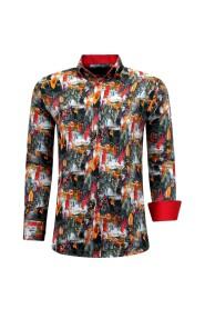 Italiaanse Overhemd 3064