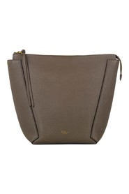 Camden Grained Leather Shoulder Bag