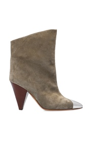Lapee heeled ankle boots