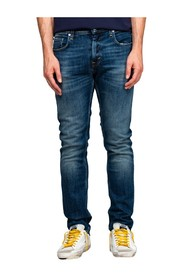 SKATE USED THE Jeans