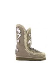 Eskimo Inner Wedge Boots