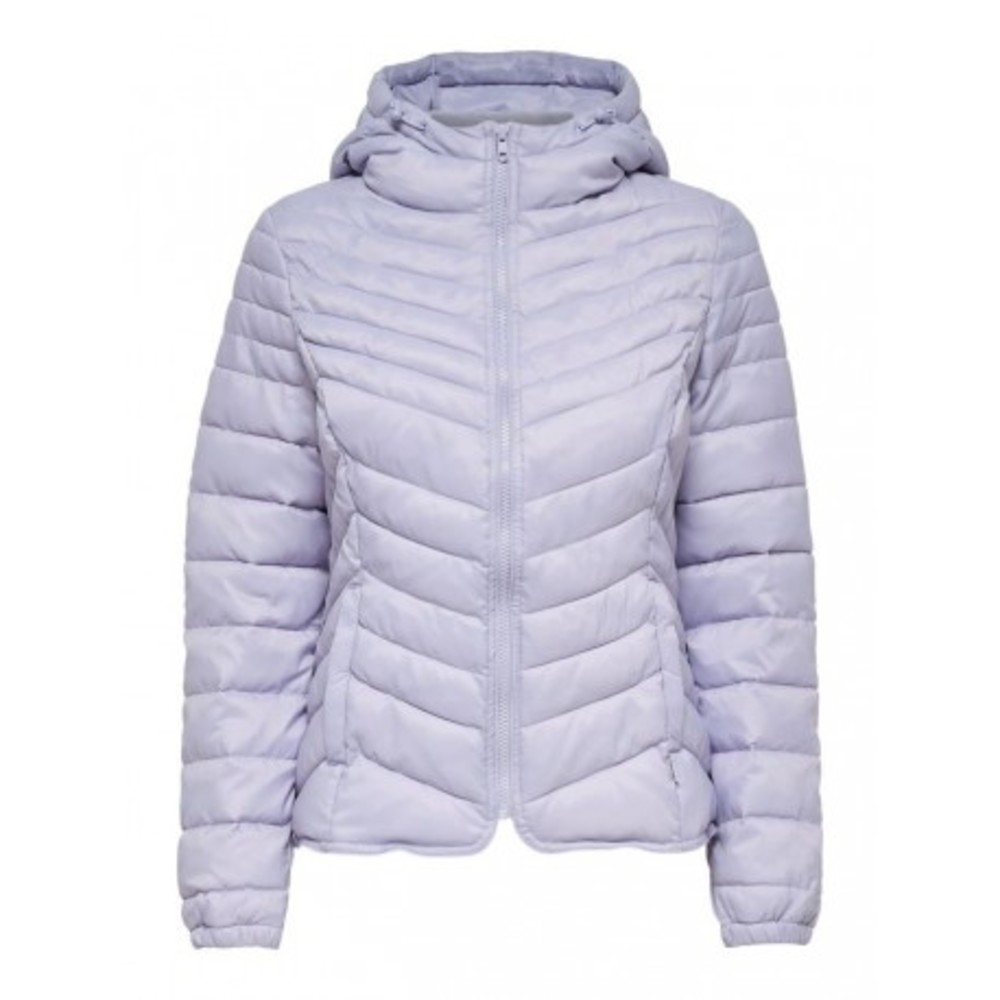 DEMI HOODED NYLON JACKET