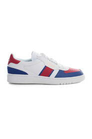 LOW TOP LACE POLO COURT SNEAKERS ATHLETIC SHOE