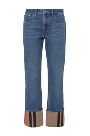 Jeans with Turn upd