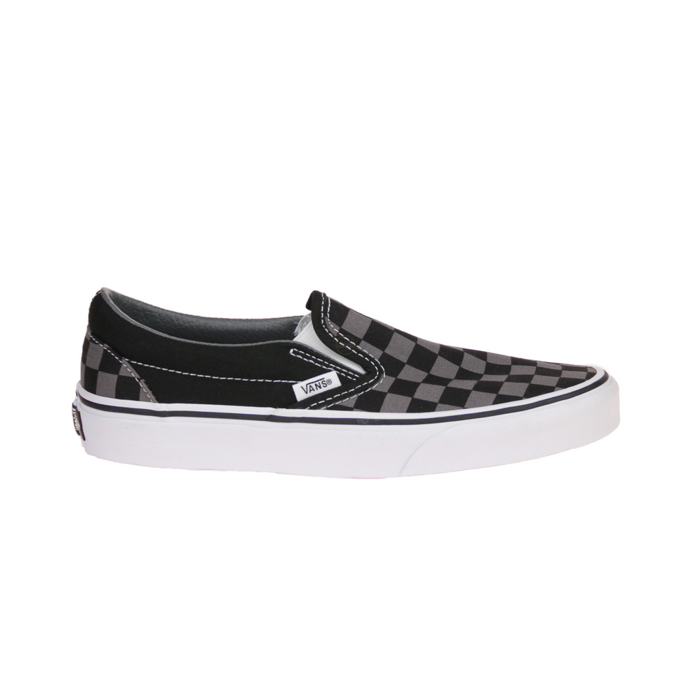 Slip-On Checkerboard Sneaker