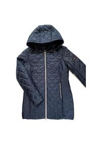 Quilted Hooded