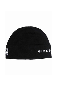 4G-embroidered beanie