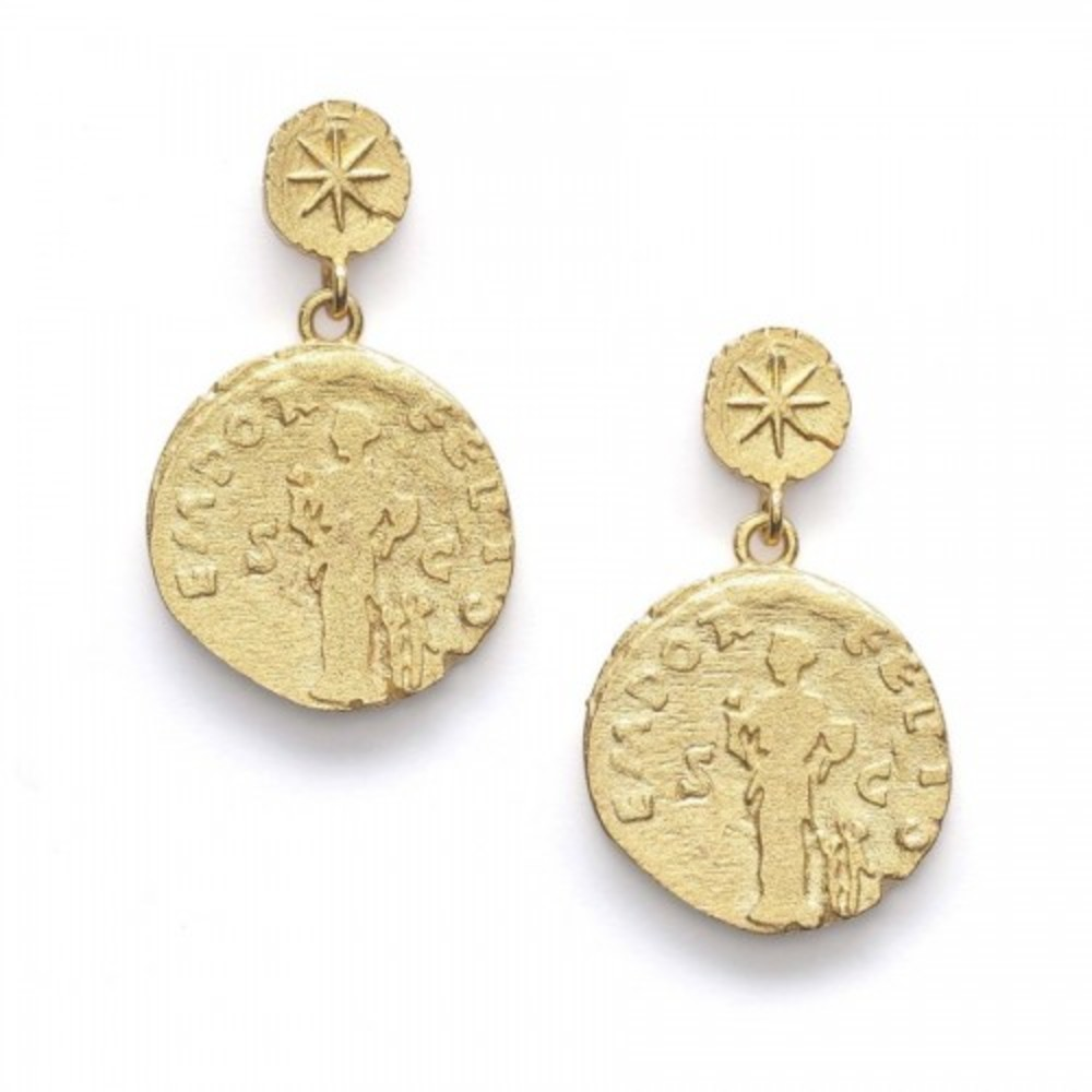 Sisters Coin Earrings Tilbehør