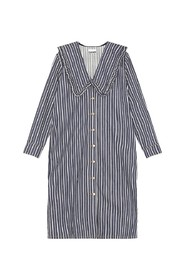 Loose Fit Shirt Dress