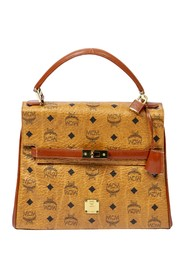 Vintage Top Handle Satchel
