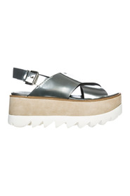 Leather sandals  toscano