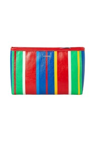 Barbes Large Zip Pouch With Handle