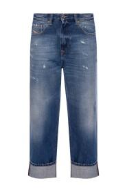 D-Reggy Distressed Jeans