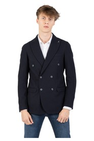 Double-breasted Tours blazer