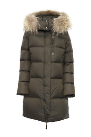 30 Stella Long Puffer W Ytterplagg