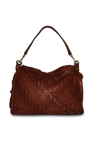 Campomaggi - Shoulder bag - Cognac