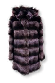 Petrovski Hood  Fur Coat