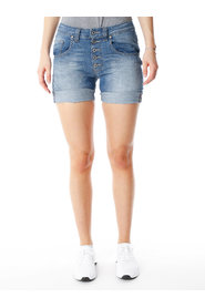 P88 short Please/blauw