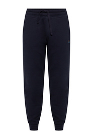 Logo-embroidered sweatpants
