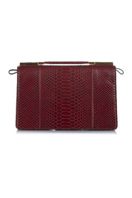 Embossed Crossbody Bag Fabric