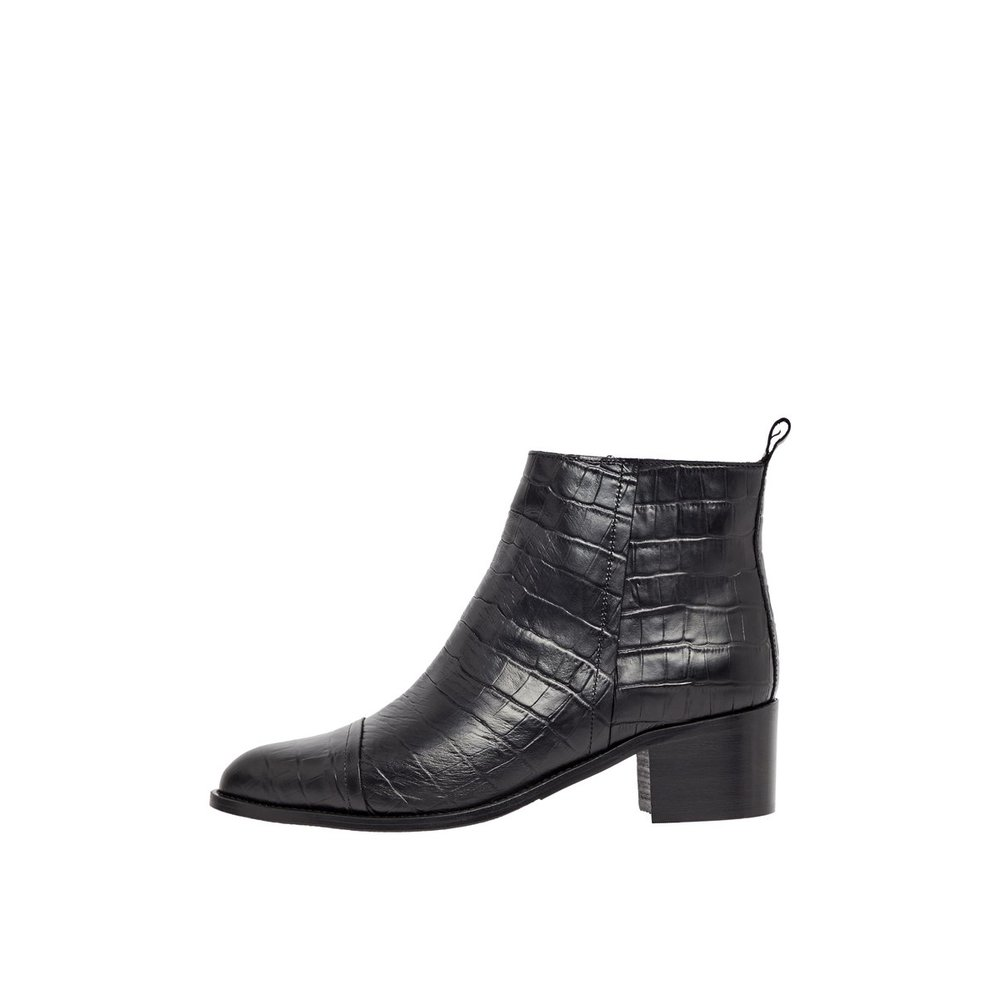 Ankle Boots Leather Chelsea