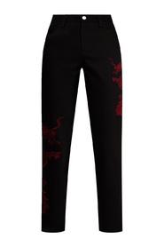 Year Of The Dragon trousers