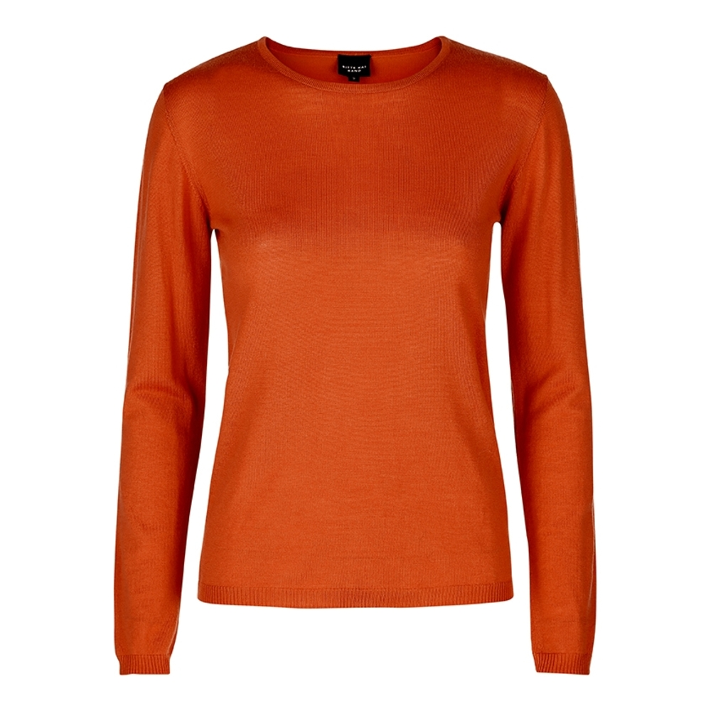 NEW WOOL KNITTED BLOUSE
